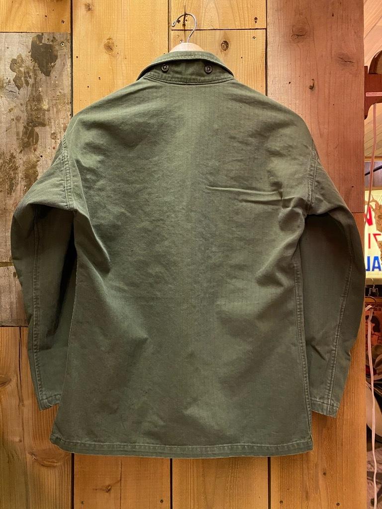 12月23日(水)マグネッツ大阪店Vintage入荷日!! #7 U.S.Army編!! M-43 Frogskin,HBT Combat, SpecialShirt,M-51 Fishtail,Ag_c0078587_02354232.jpg