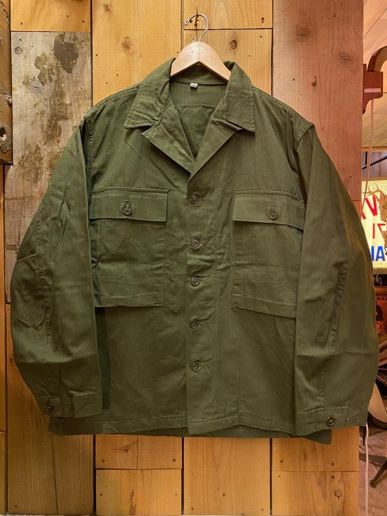 12月23日(水)マグネッツ大阪店Vintage入荷日!! #7 U.S.Army編!! M-43 Frogskin,HBT Combat, SpecialShirt,M-51 Fishtail,Ag_c0078587_02360853.jpg