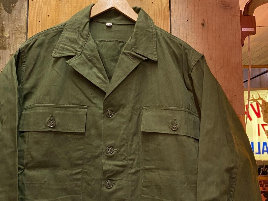 12月23日(水)マグネッツ大阪店Vintage入荷日!! #7 U.S.Army編!! M-43 Frogskin,HBT Combat, SpecialShirt,M-51 Fishtail,Ag_c0078587_02361001.jpg