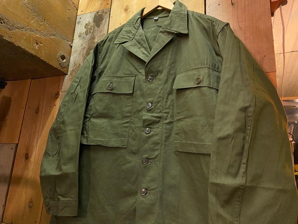 12月23日(水)マグネッツ大阪店Vintage入荷日!! #7 U.S.Army編!! M-43 Frogskin,HBT Combat, SpecialShirt,M-51 Fishtail,Ag_c0078587_02361264.jpg