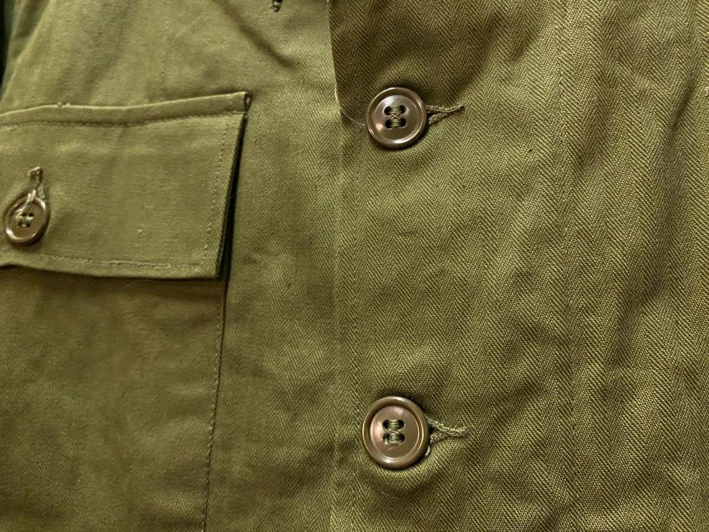 12月23日(水)マグネッツ大阪店Vintage入荷日!! #7 U.S.Army編!! M-43 Frogskin,HBT Combat, SpecialShirt,M-51 Fishtail,Ag_c0078587_02361399.jpg