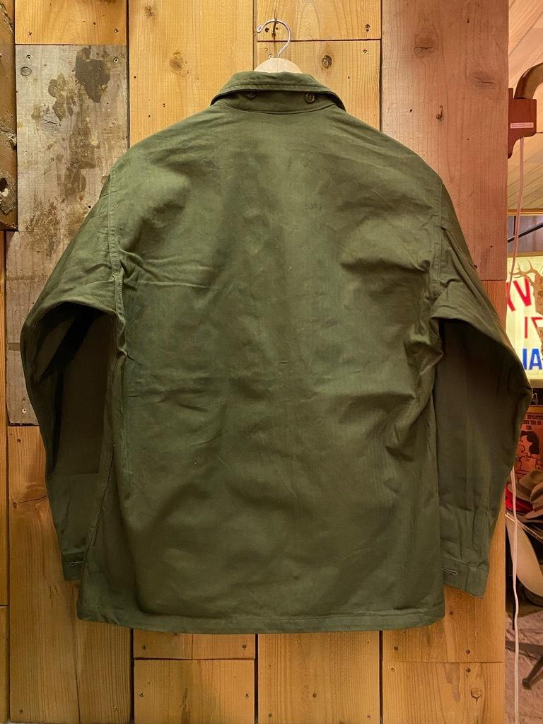 12月23日(水)マグネッツ大阪店Vintage入荷日!! #7 U.S.Army編!! M-43 Frogskin,HBT Combat, SpecialShirt,M-51 Fishtail,Ag_c0078587_02361978.jpg