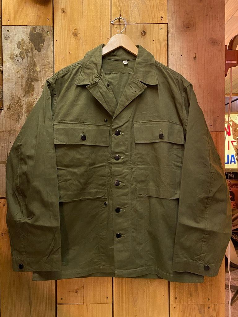 12月23日(水)マグネッツ大阪店Vintage入荷日!! #7 U.S.Army編!! M-43 Frogskin,HBT Combat, SpecialShirt,M-51 Fishtail,Ag_c0078587_02365774.jpg