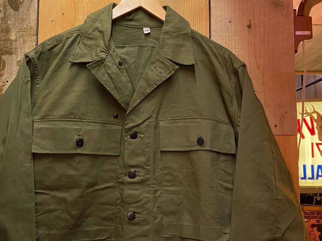 12月23日(水)マグネッツ大阪店Vintage入荷日!! #7 U.S.Army編!! M-43 Frogskin,HBT Combat, SpecialShirt,M-51 Fishtail,Ag_c0078587_02365885.jpg