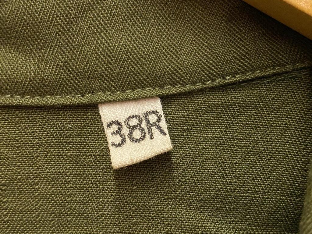 12月23日(水)マグネッツ大阪店Vintage入荷日!! #7 U.S.Army編!! M-43 Frogskin,HBT Combat, SpecialShirt,M-51 Fishtail,Ag_c0078587_02370145.jpg