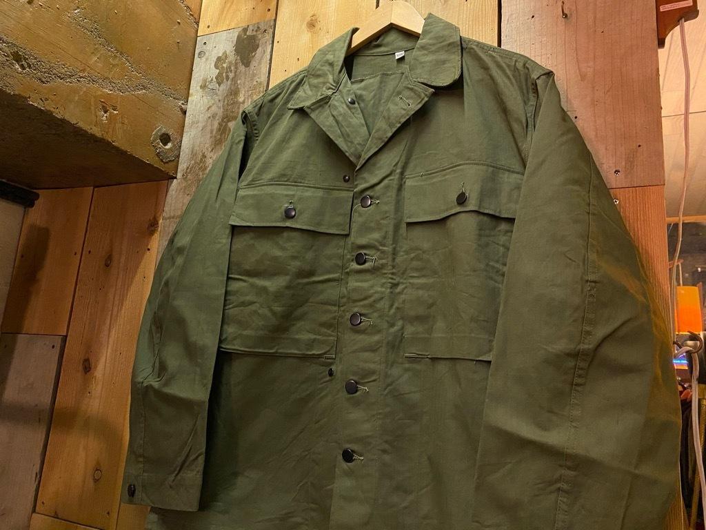 12月23日(水)マグネッツ大阪店Vintage入荷日!! #7 U.S.Army編!! M-43 Frogskin,HBT Combat, SpecialShirt,M-51 Fishtail,Ag_c0078587_02370744.jpg