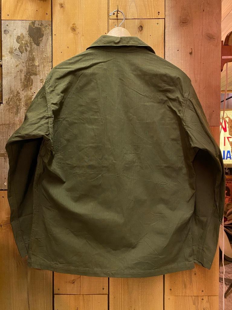 12月23日(水)マグネッツ大阪店Vintage入荷日!! #7 U.S.Army編!! M-43 Frogskin,HBT Combat, SpecialShirt,M-51 Fishtail,Ag_c0078587_02371072.jpg