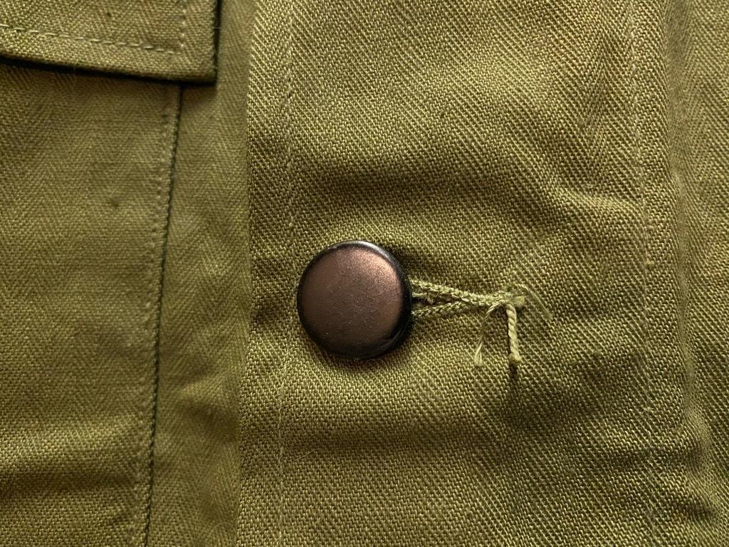 12月23日(水)マグネッツ大阪店Vintage入荷日!! #7 U.S.Army編!! M-43 Frogskin,HBT Combat, SpecialShirt,M-51 Fishtail,Ag_c0078587_02373380.jpg