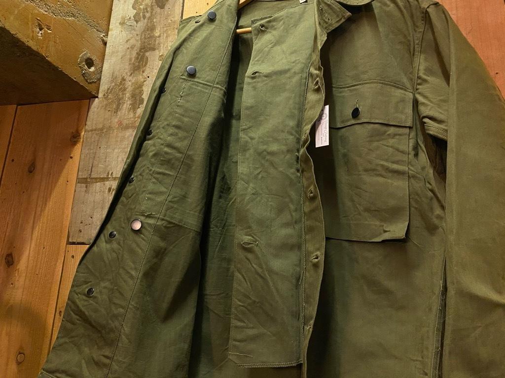 12月23日(水)マグネッツ大阪店Vintage入荷日!! #7 U.S.Army編!! M-43 Frogskin,HBT Combat, SpecialShirt,M-51 Fishtail,Ag_c0078587_02375801.jpg