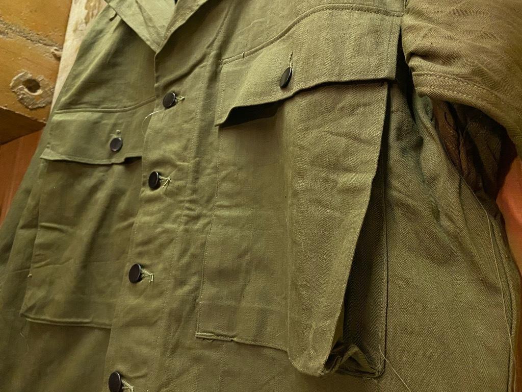 12月23日(水)マグネッツ大阪店Vintage入荷日!! #7 U.S.Army編!! M-43 Frogskin,HBT Combat, SpecialShirt,M-51 Fishtail,Ag_c0078587_02380118.jpg