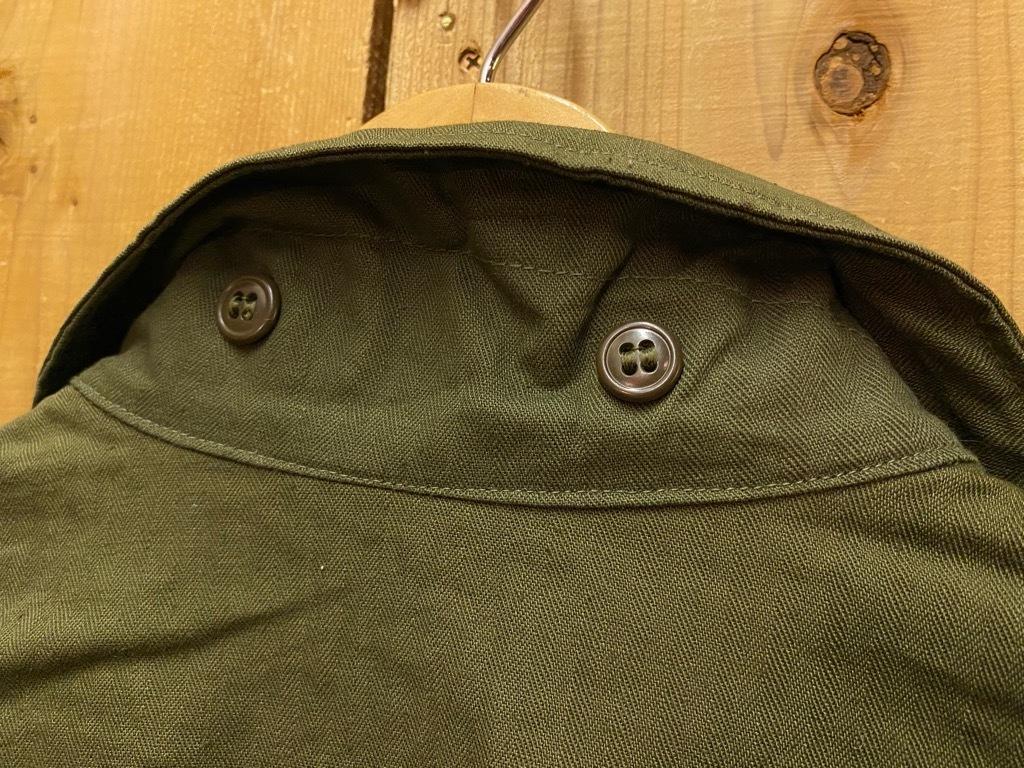 12月23日(水)マグネッツ大阪店Vintage入荷日!! #7 U.S.Army編!! M-43 Frogskin,HBT Combat, SpecialShirt,M-51 Fishtail,Ag_c0078587_02380344.jpg