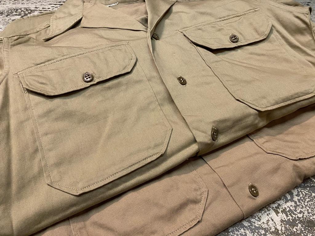 12月23日(水)マグネッツ大阪店Vintage入荷日!! #7 U.S.Army編!! M-43 Frogskin,HBT Combat, SpecialShirt,M-51 Fishtail,Ag_c0078587_02392157.jpg