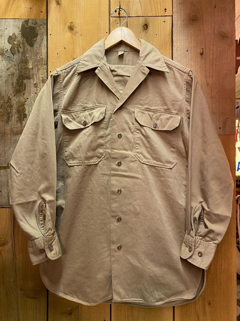 12月23日(水)マグネッツ大阪店Vintage入荷日!! #7 U.S.Army編!! M-43 Frogskin,HBT Combat, SpecialShirt,M-51 Fishtail,Ag_c0078587_02392498.jpg