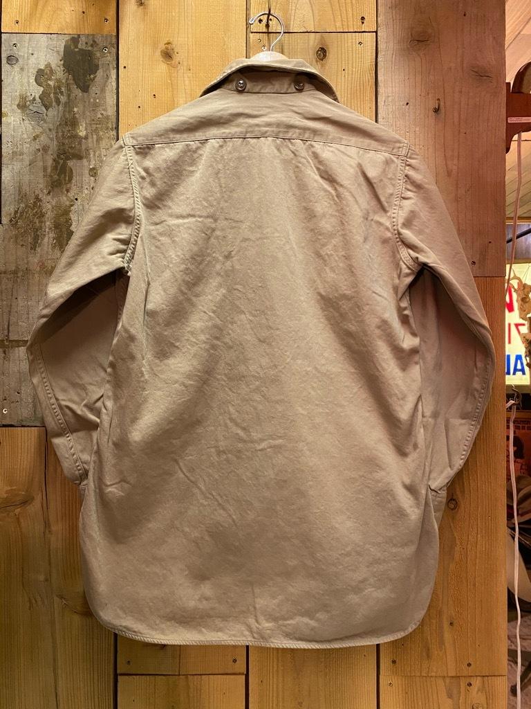 12月23日(水)マグネッツ大阪店Vintage入荷日!! #7 U.S.Army編!! M-43 Frogskin,HBT Combat, SpecialShirt,M-51 Fishtail,Ag_c0078587_02393315.jpg