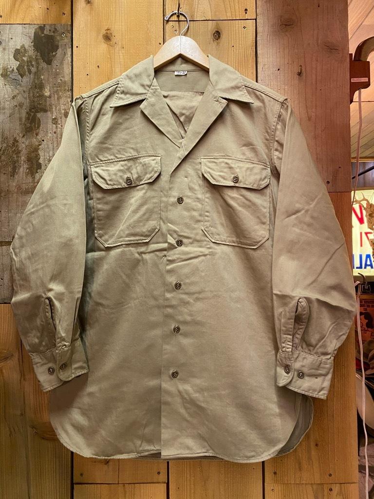 12月23日(水)マグネッツ大阪店Vintage入荷日!! #7 U.S.Army編!! M-43 Frogskin,HBT Combat, SpecialShirt,M-51 Fishtail,Ag_c0078587_02395787.jpg
