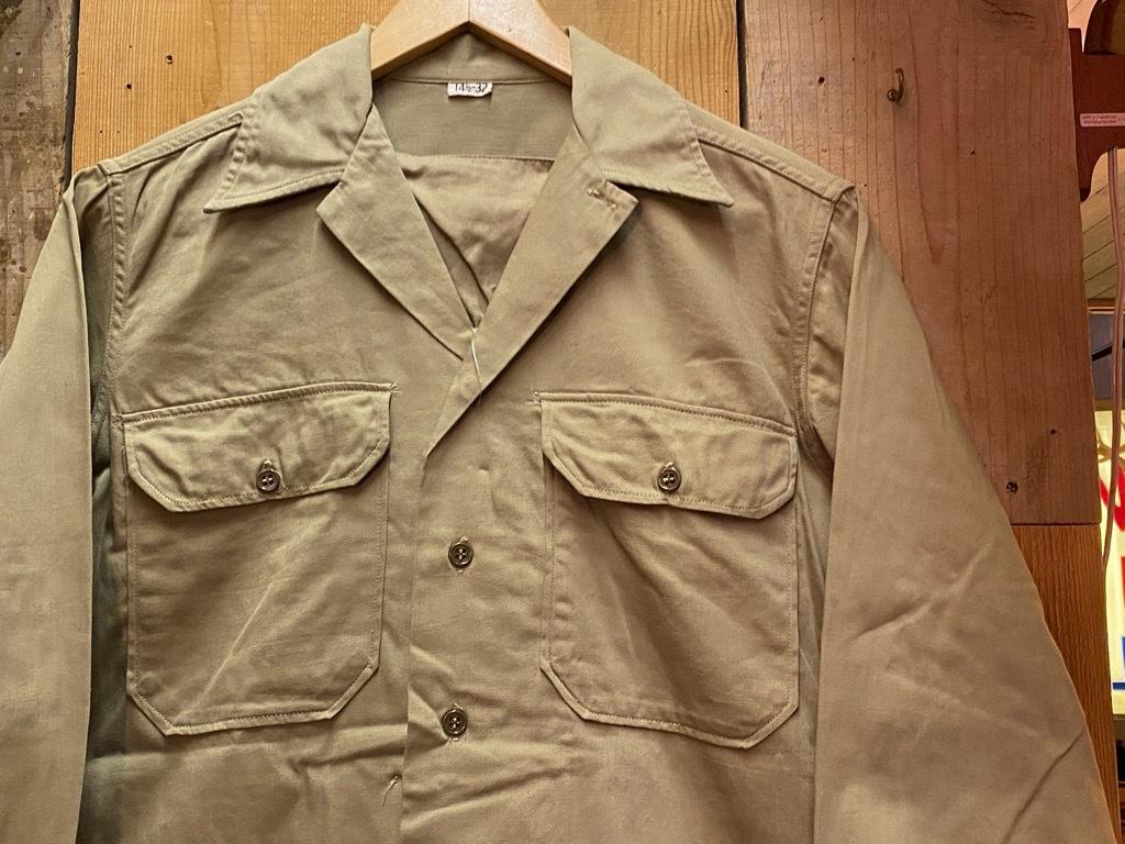 12月23日(水)マグネッツ大阪店Vintage入荷日!! #7 U.S.Army編!! M-43 Frogskin,HBT Combat, SpecialShirt,M-51 Fishtail,Ag_c0078587_02395999.jpg