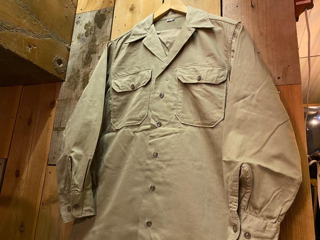 12月23日(水)マグネッツ大阪店Vintage入荷日!! #7 U.S.Army編!! M-43 Frogskin,HBT Combat, SpecialShirt,M-51 Fishtail,Ag_c0078587_02400021.jpg