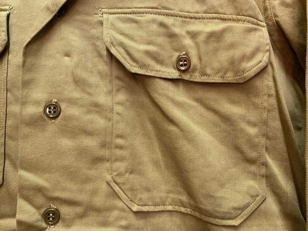 12月23日(水)マグネッツ大阪店Vintage入荷日!! #7 U.S.Army編!! M-43 Frogskin,HBT Combat, SpecialShirt,M-51 Fishtail,Ag_c0078587_02400687.jpg