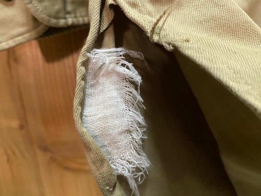 12月23日(水)マグネッツ大阪店Vintage入荷日!! #7 U.S.Army編!! M-43 Frogskin,HBT Combat, SpecialShirt,M-51 Fishtail,Ag_c0078587_02401056.jpg