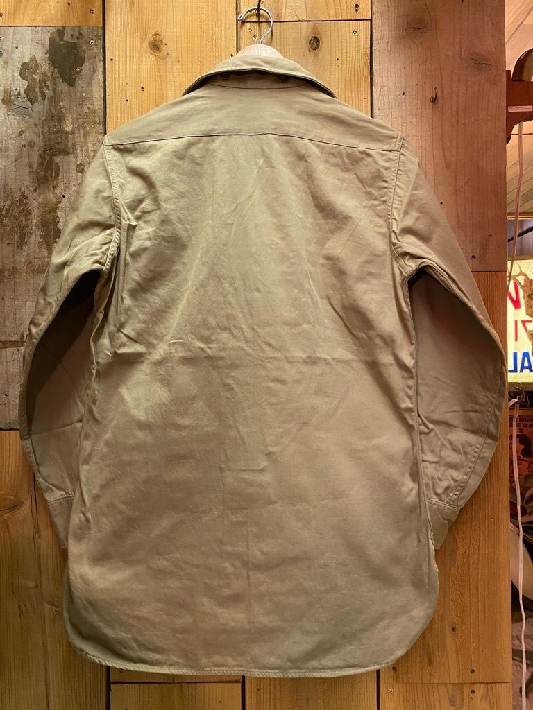 12月23日(水)マグネッツ大阪店Vintage入荷日!! #7 U.S.Army編!! M-43 Frogskin,HBT Combat, SpecialShirt,M-51 Fishtail,Ag_c0078587_02401608.jpg