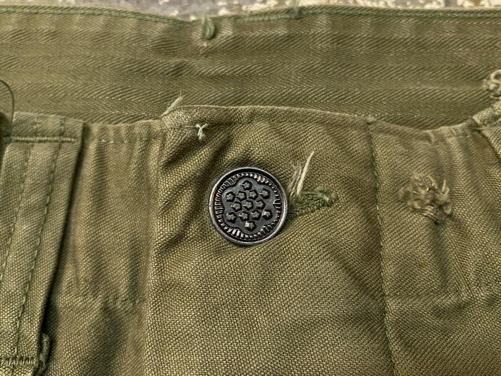 12月23日(水)マグネッツ大阪店Vintage入荷日!! #7 U.S.Army編!! M-43 Frogskin,HBT Combat, SpecialShirt,M-51 Fishtail,Ag_c0078587_02420260.jpg