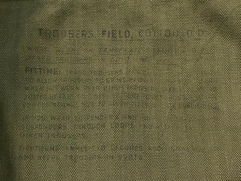 12月23日(水)マグネッツ大阪店Vintage入荷日!! #7 U.S.Army編!! M-43 Frogskin,HBT Combat, SpecialShirt,M-51 Fishtail,Ag_c0078587_02420783.jpg