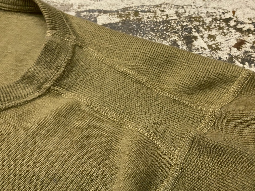 12月23日(水)マグネッツ大阪店Vintage入荷日!! #7 U.S.Army編!! M-43 Frogskin,HBT Combat, SpecialShirt,M-51 Fishtail,Ag_c0078587_02435025.jpg