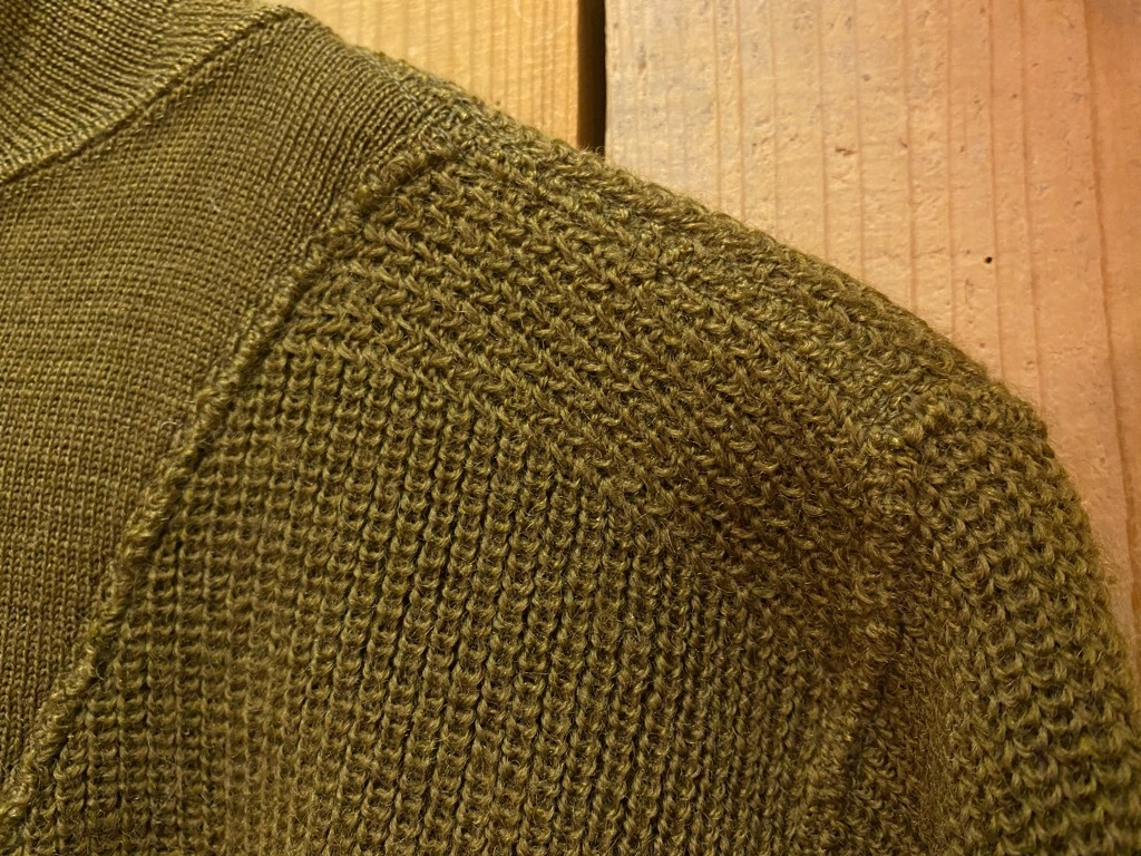 12月23日(水)マグネッツ大阪店Vintage入荷日!! #7 U.S.Army編!! M-43 Frogskin,HBT Combat, SpecialShirt,M-51 Fishtail,Ag_c0078587_02460165.jpg
