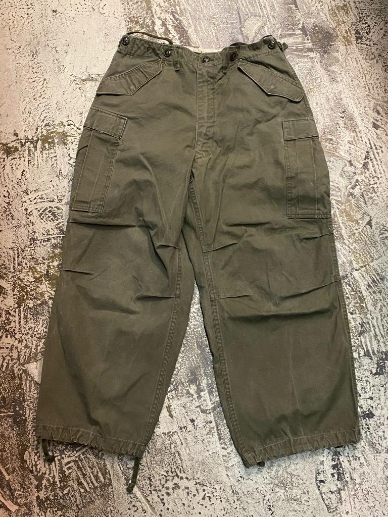 12月23日(水)マグネッツ大阪店Vintage入荷日!! #7 U.S.Army編!! M-43 Frogskin,HBT Combat, SpecialShirt,M-51 Fishtail,Ag_c0078587_02501694.jpg