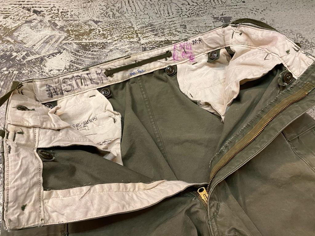 12月23日(水)マグネッツ大阪店Vintage入荷日!! #7 U.S.Army編!! M-43 Frogskin,HBT Combat, SpecialShirt,M-51 Fishtail,Ag_c0078587_02502469.jpg