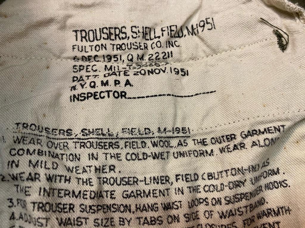 12月23日(水)マグネッツ大阪店Vintage入荷日!! #7 U.S.Army編!! M-43 Frogskin,HBT Combat, SpecialShirt,M-51 Fishtail,Ag_c0078587_02502764.jpg