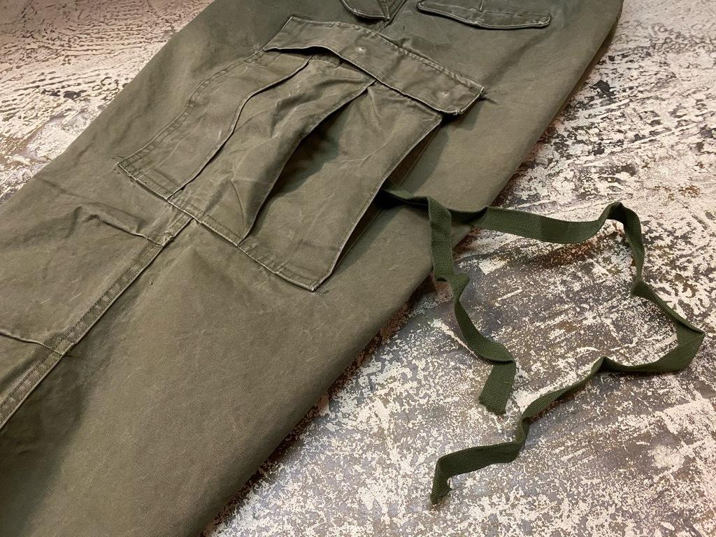 12月23日(水)マグネッツ大阪店Vintage入荷日!! #7 U.S.Army編!! M-43 Frogskin,HBT Combat, SpecialShirt,M-51 Fishtail,Ag_c0078587_02503833.jpg