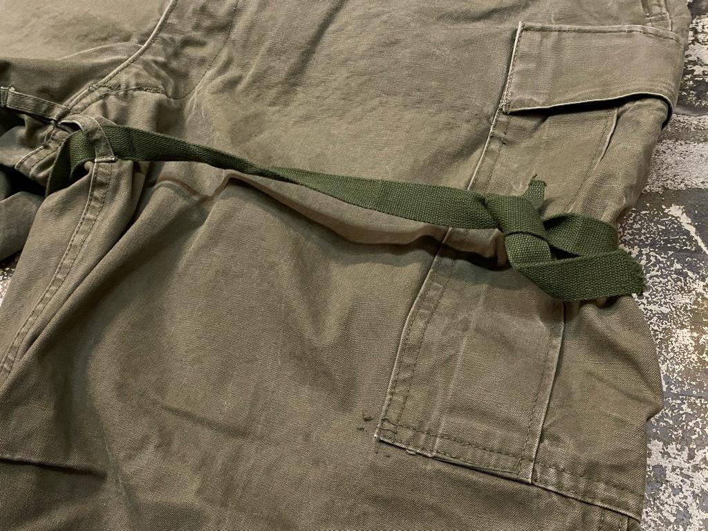 12月23日(水)マグネッツ大阪店Vintage入荷日!! #7 U.S.Army編!! M-43 Frogskin,HBT Combat, SpecialShirt,M-51 Fishtail,Ag_c0078587_02503909.jpg