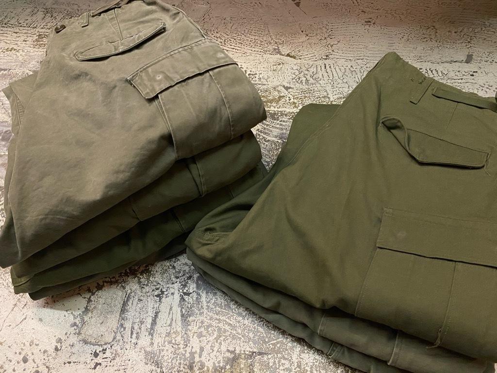 12月23日(水)マグネッツ大阪店Vintage入荷日!! #7 U.S.Army編!! M-43 Frogskin,HBT Combat, SpecialShirt,M-51 Fishtail,Ag_c0078587_02504300.jpg