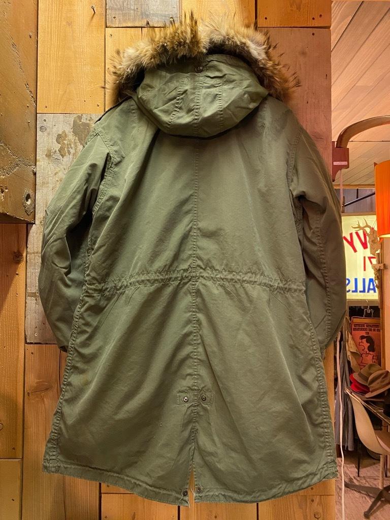 12月23日(水)マグネッツ大阪店Vintage入荷日!! #7 U.S.Army編!! M-43 Frogskin,HBT Combat, SpecialShirt,M-51 Fishtail,Ag_c0078587_02534331.jpg