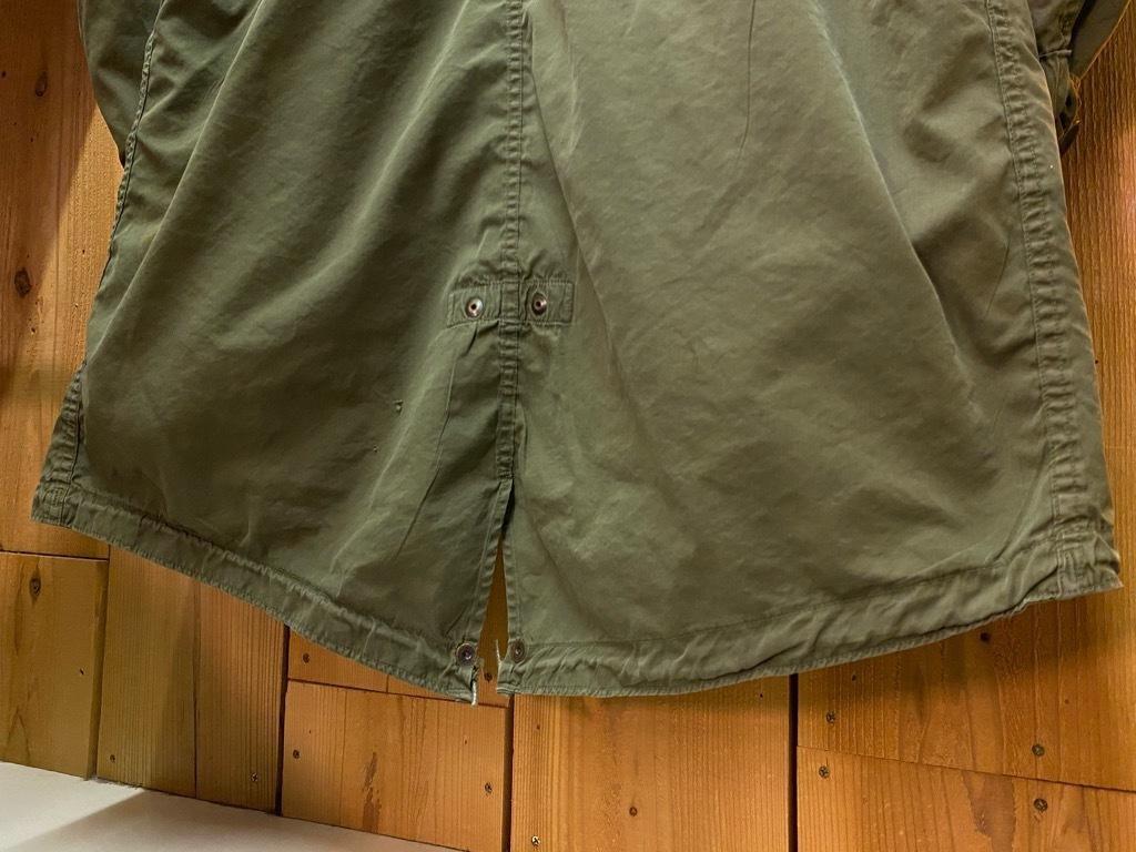 12月23日(水)マグネッツ大阪店Vintage入荷日!! #7 U.S.Army編!! M-43 Frogskin,HBT Combat, SpecialShirt,M-51 Fishtail,Ag_c0078587_02534999.jpg