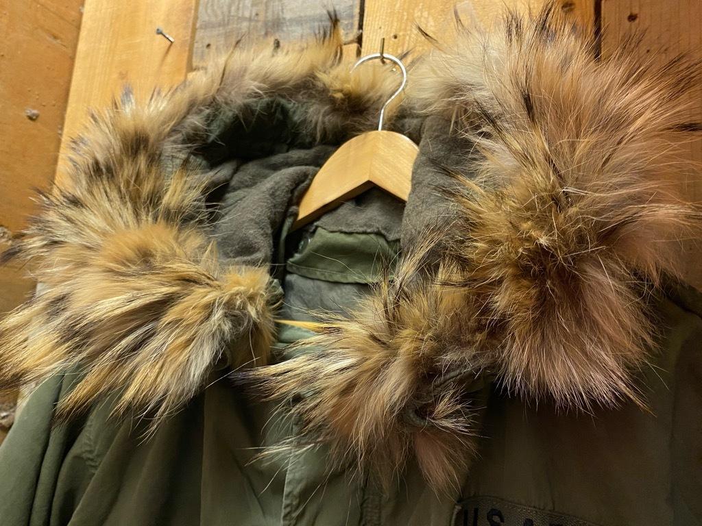 12月23日(水)マグネッツ大阪店Vintage入荷日!! #7 U.S.Army編!! M-43 Frogskin,HBT Combat, SpecialShirt,M-51 Fishtail,Ag_c0078587_02535068.jpg