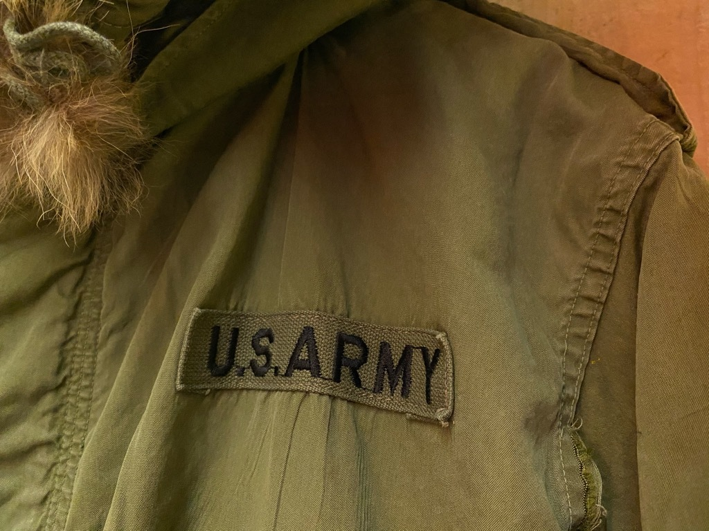 12月23日(水)マグネッツ大阪店Vintage入荷日!! #7 U.S.Army編!! M-43 Frogskin,HBT Combat, SpecialShirt,M-51 Fishtail,Ag_c0078587_02535226.jpg