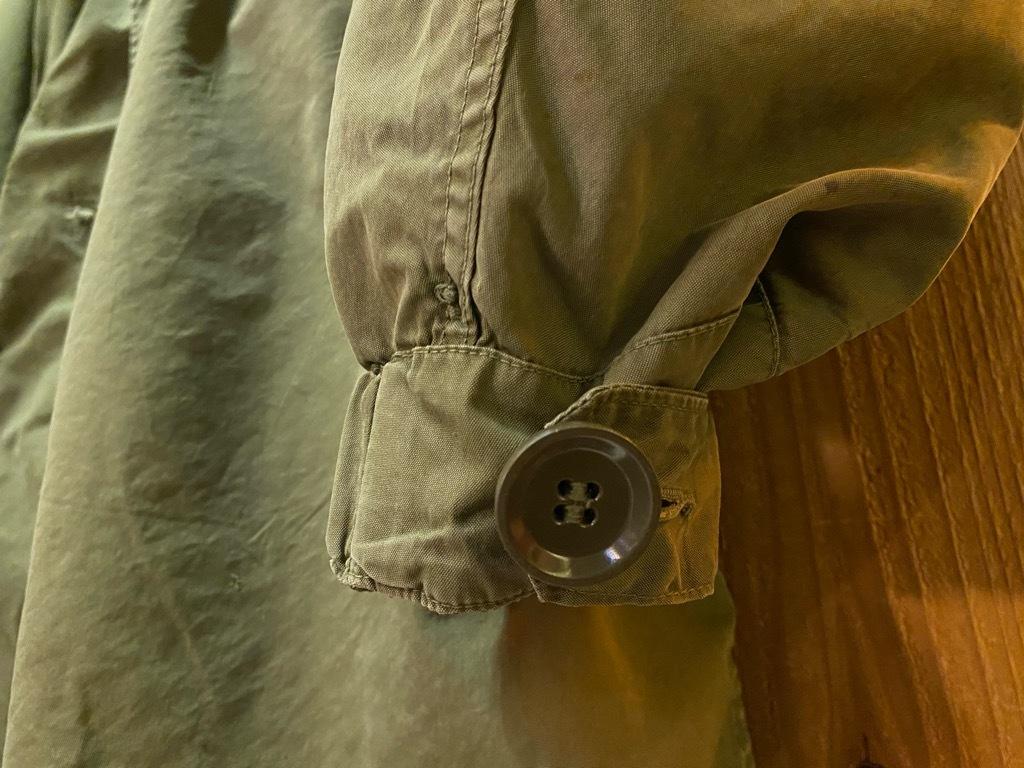 12月23日(水)マグネッツ大阪店Vintage入荷日!! #7 U.S.Army編!! M-43 Frogskin,HBT Combat, SpecialShirt,M-51 Fishtail,Ag_c0078587_02535624.jpg