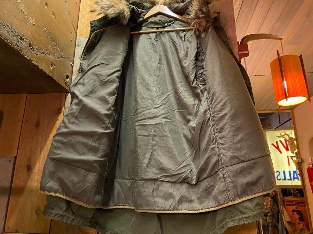 12月23日(水)マグネッツ大阪店Vintage入荷日!! #7 U.S.Army編!! M-43 Frogskin,HBT Combat, SpecialShirt,M-51 Fishtail,Ag_c0078587_02535910.jpg