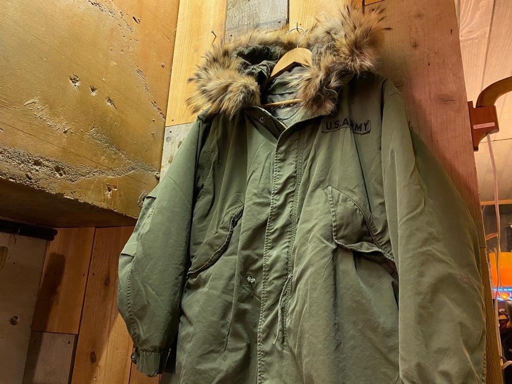 12月23日(水)マグネッツ大阪店Vintage入荷日!! #7 U.S.Army編!! M-43 Frogskin,HBT Combat, SpecialShirt,M-51 Fishtail,Ag_c0078587_02540453.jpg