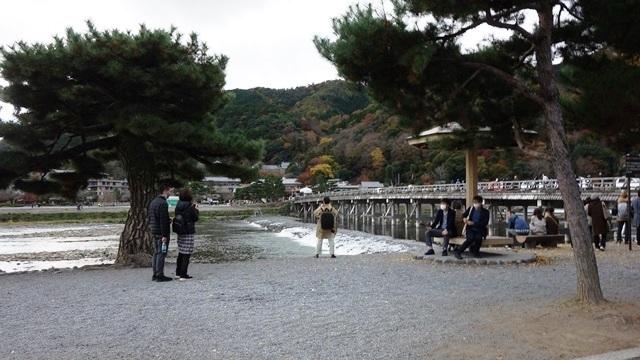 2020年秋の京都へ⑤嵐山散策まずは天龍寺から_f0146587_19465127.jpg
