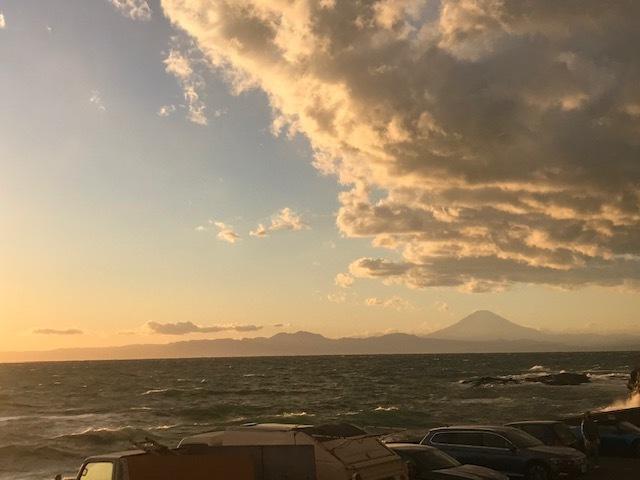 秋谷海岸イタリアンレストラン・ドンでクリスマス☆_d0103296_13090010.jpg