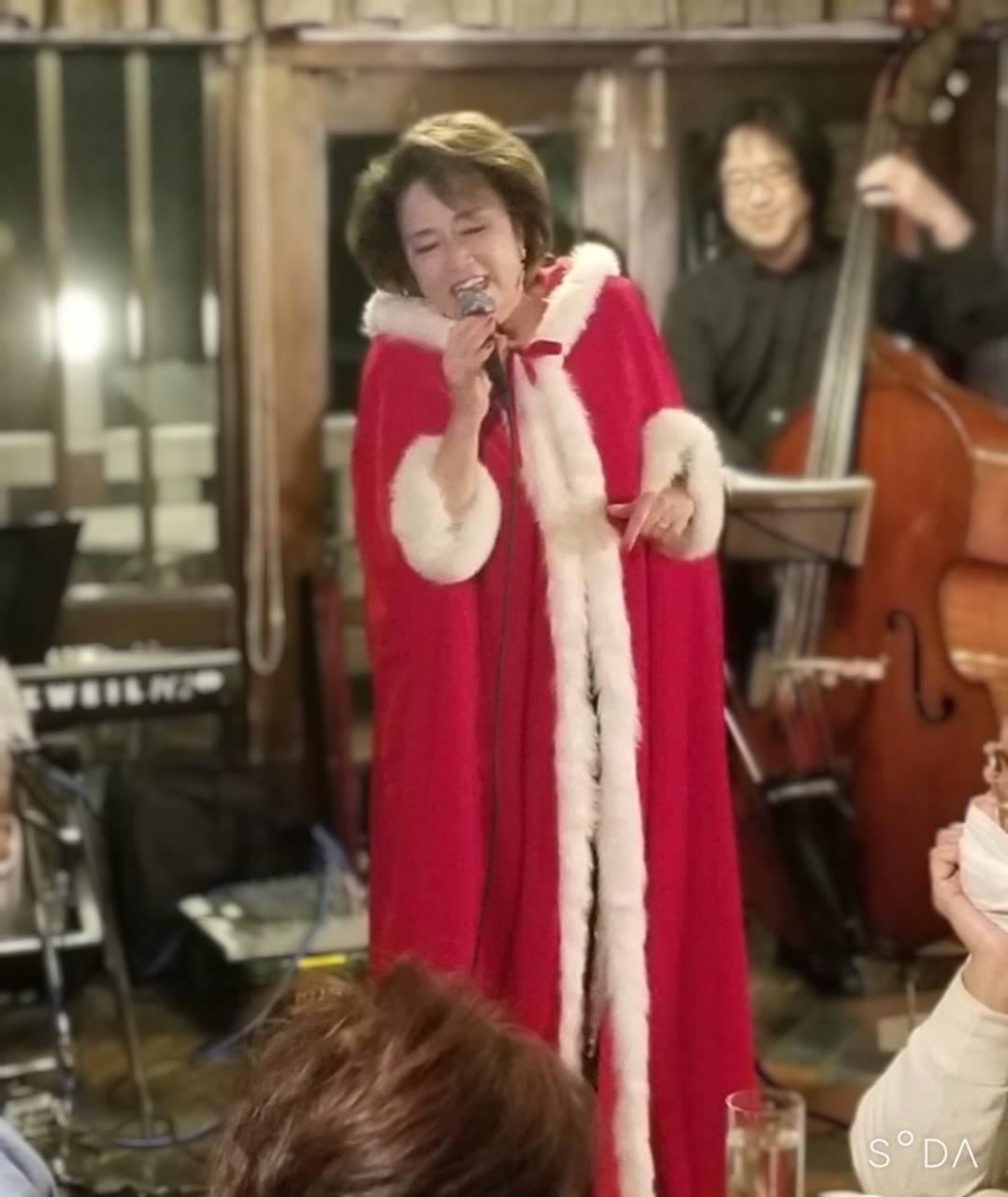 秋谷海岸イタリアンレストラン・ドンでクリスマス☆_d0103296_13104704.jpg