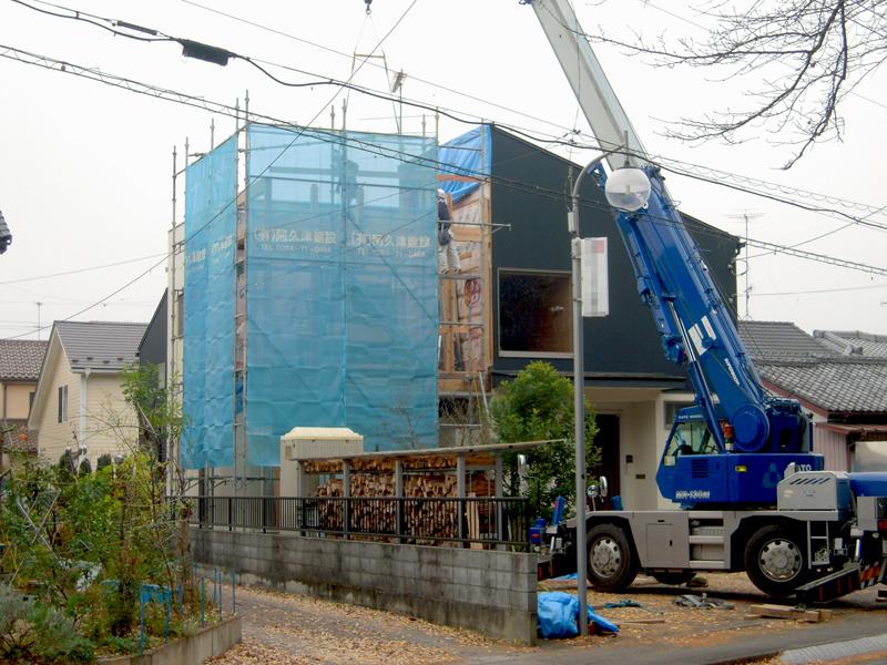 HOUSE-TKTは建て方完了!_c0148401_11505799.jpg