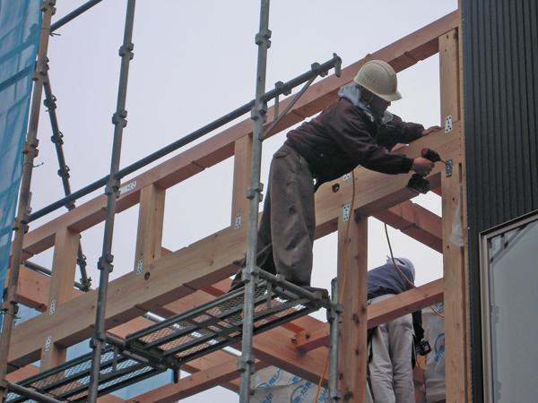 HOUSE-TKTは建て方完了!_c0148401_11511303.jpg