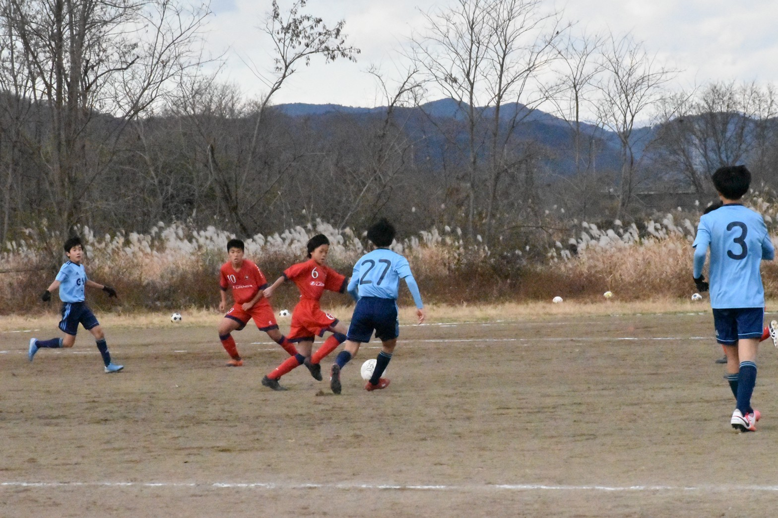U-14練習試合+U-15_a0109314_11414688.jpg