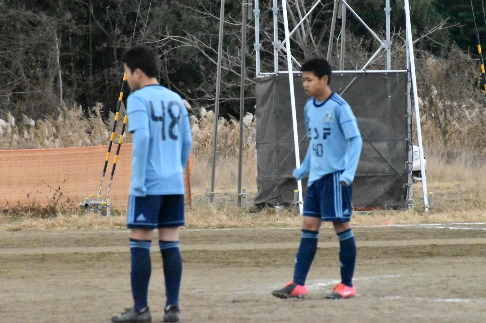 U-14練習試合+U-15_a0109314_11420343.jpg