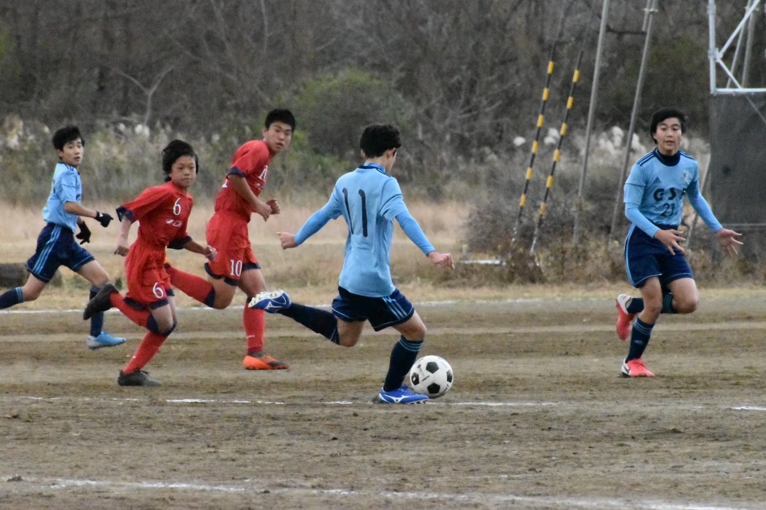 U-14練習試合+U-15_a0109314_11422348.jpg