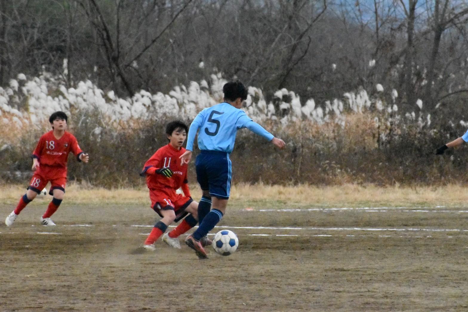 U-14練習試合+U-15_a0109314_11432753.jpg